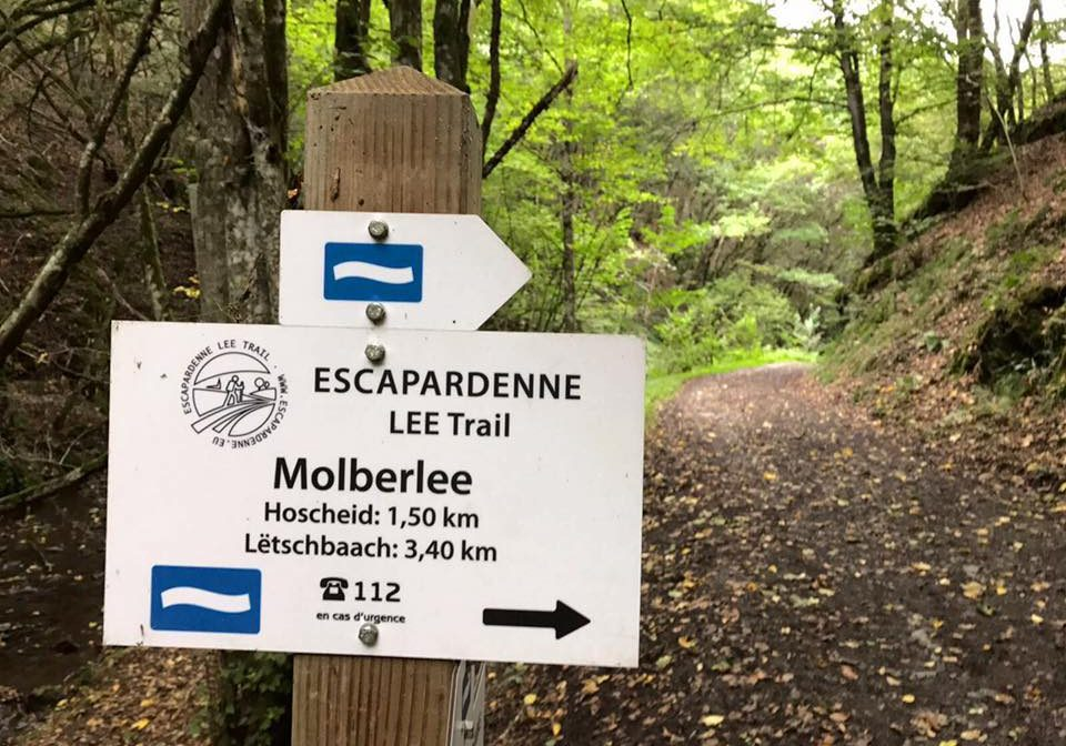 Hiking : Eislek-trail/Escape Ardenne